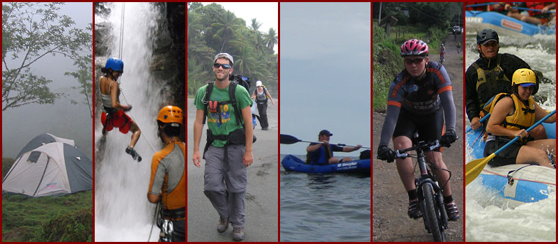 Outdoor Adventures Costa Rica - Trekking Expeditions, Multi-Sport Trips, Adventure Trips
